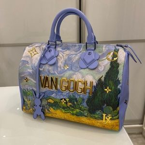Luis Vuitton Van Gogh Collection
